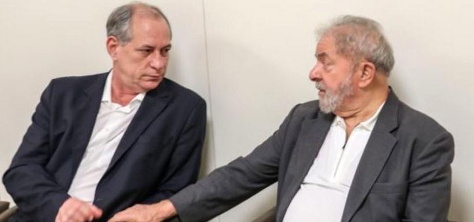 [Ausência de Ciro em atos pró-Lula o afastam do PT ]