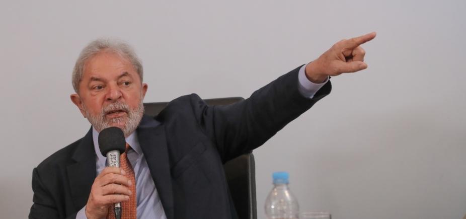 [Interrogatório de Lula na Operação Zelotes é marcado para junho]