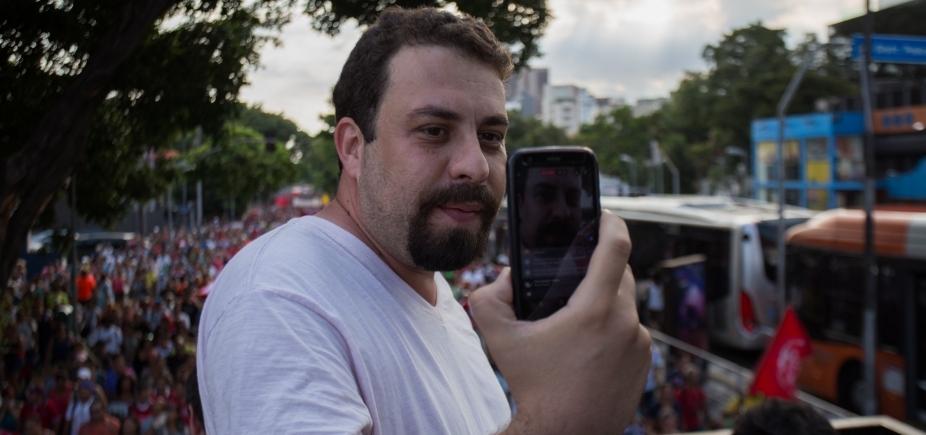 [Boulos defende Lula e apresenta propostas de campanha ]