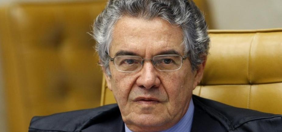 [Ministro Marco Aurélio Mello não vai mais conceder entrevistas, diz coluna]