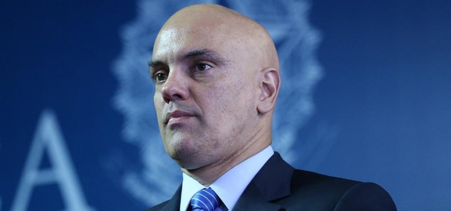 [Moraes diz que PEN não pode retirar liminar contra prisão 2ª em instância]