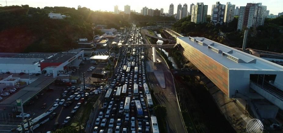 [Vereador quer que MP impeça bloqueio de vias em manifestações pró-Lula]