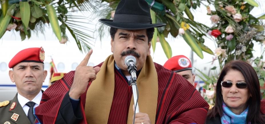 [Países das Américas avaliam manifestar rejeição à eleição na Venezuela ]