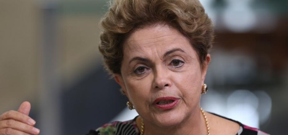 [Na Espanha, Dilma confirma ʹtendênciaʹ a disputar vaga no Senado]