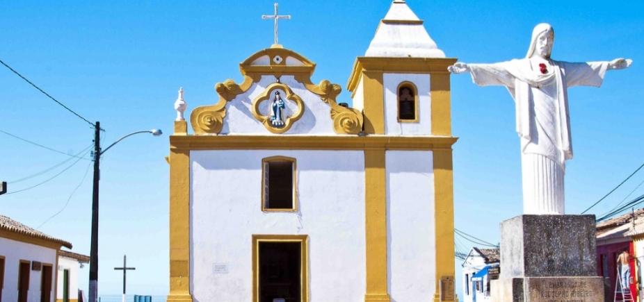 [MPF recomenda que entorno de igreja em Porto Seguro seja fechado]