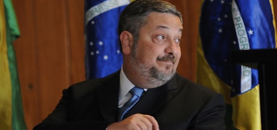 [STF adia para hoje decisão sobre o ex-ministro Antonio Palocci]