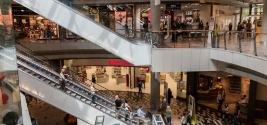 [Comércio varejista baiano cai 2% em fevereiro]