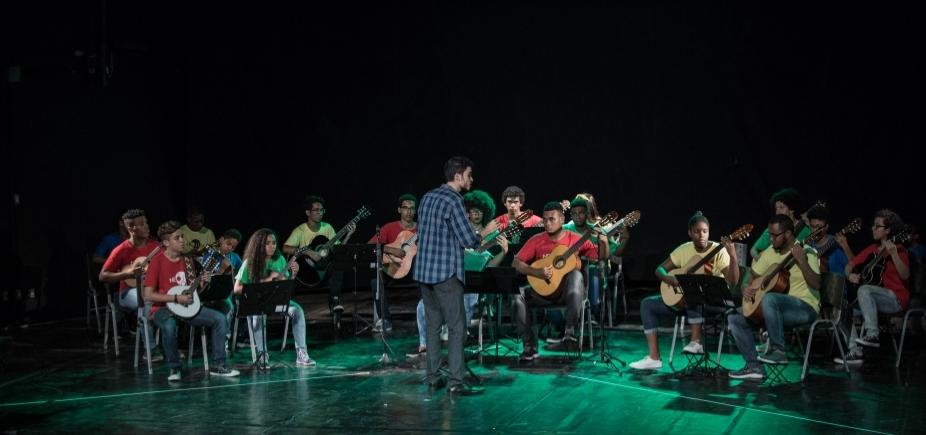 [Neojiba celebra 68 anos da Biblioteca Monteiro Lobato com concerto gratuito]