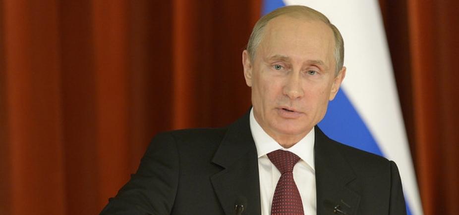 [Rússia diz que há possibilidade de guerra se os EUA atacarem a Síria]