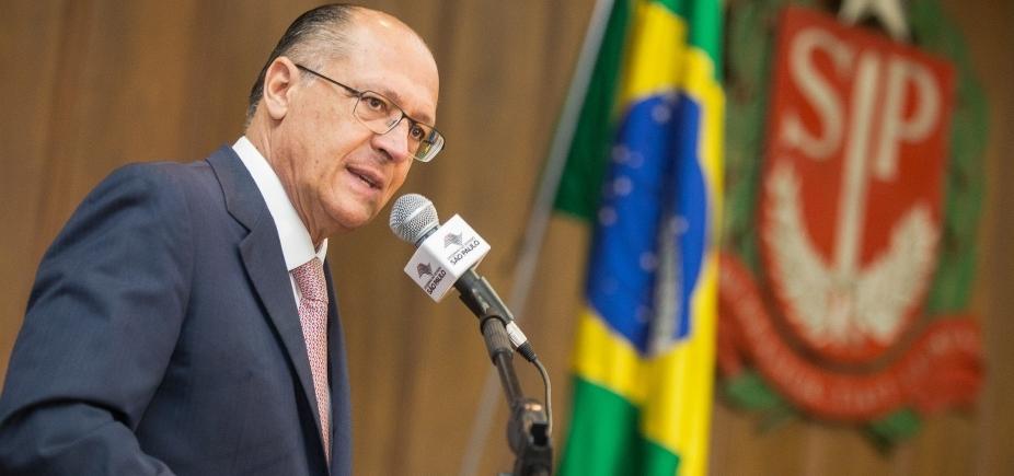 [Alckmin prestou depoimento ao STJ em sigilo ]