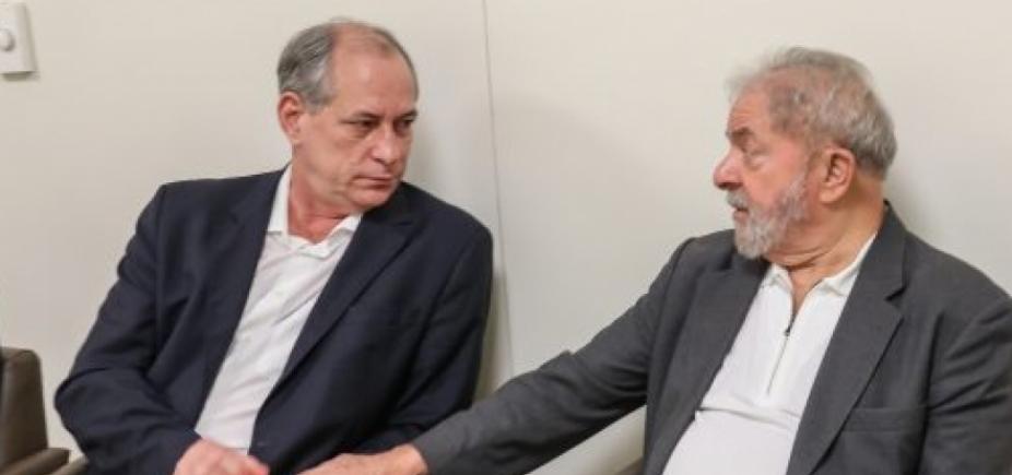 [Ciro Gomes pede para visitar Lula em Curitiba]
