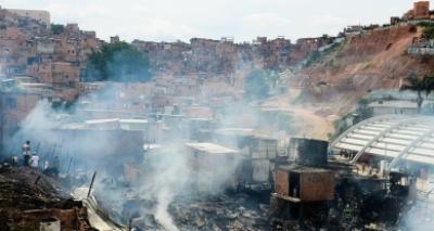 Pobreza extrema sobe 11,2% no Brasil