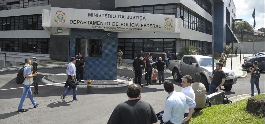 [Prefeitura de Curitiba pede transferência de Lula da sede da PF]