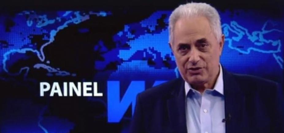 [Após ser demitido pela Globo, William Waack estreia programa na web ]