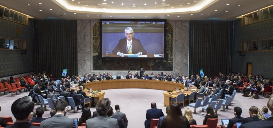 [Conselho de Segurança da ONU nega pedido de condenação ao ataque na Síria]