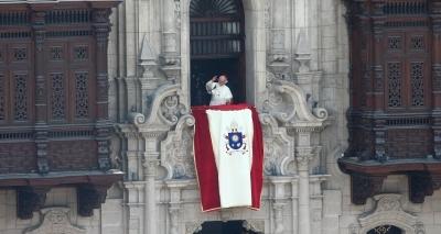 Papa diz estar ʹprofundamente preocupadoʹ e pede paz na Síria