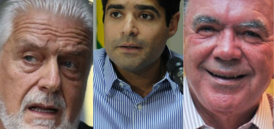 [Assim como Alckmin, Wagner, Leão e Neto tiveram processos da Lava Jato remetidos ao TRE ]