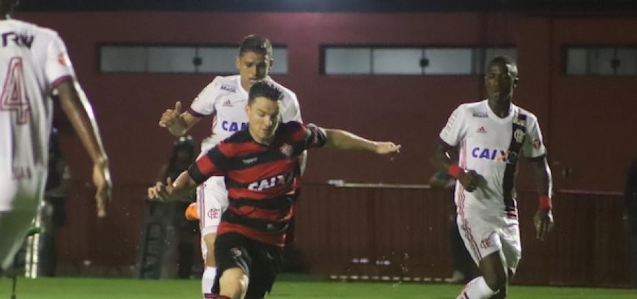 [Trio de arbitragem de Vitória x Flamengo é afastado pela CBF]