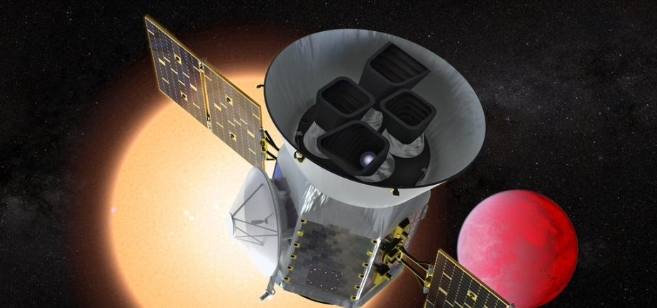 [Nasa lança hoje novo satélite para buscar exoplanetas habitáveis mais próximos]