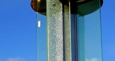 Prefeitura diz que vidro estilhaçado no Cristo 'não quebra': 'Você pode bater com um machado'