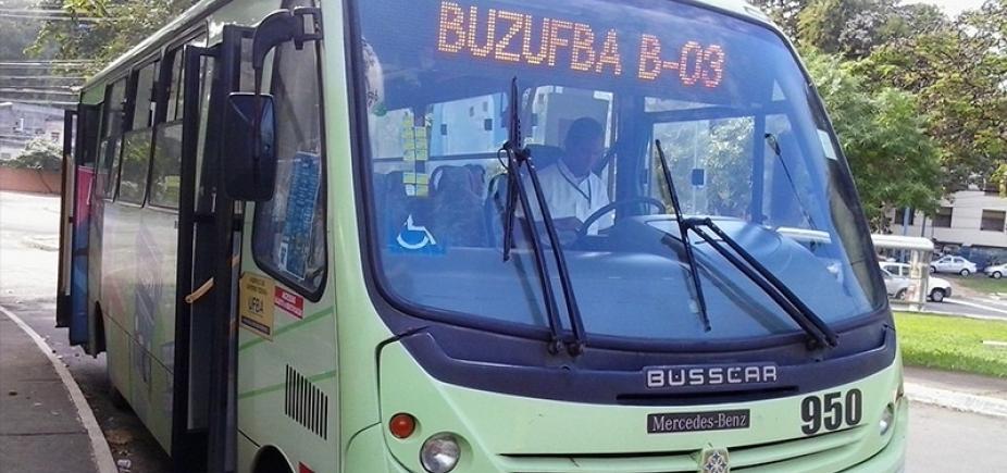 [Ufba aumenta número de ônibus em maio]
