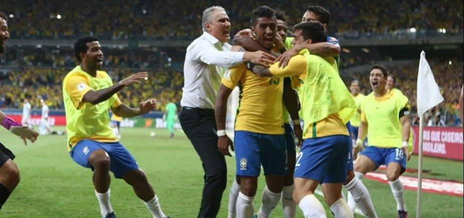 [Brasil marca amistoso em Liverpool contra Croácia]
