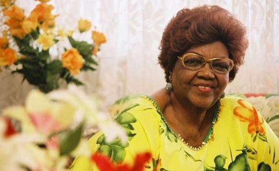Sambista Dona Ivone Lara morre aos 97 anos no Rio de Janeiro