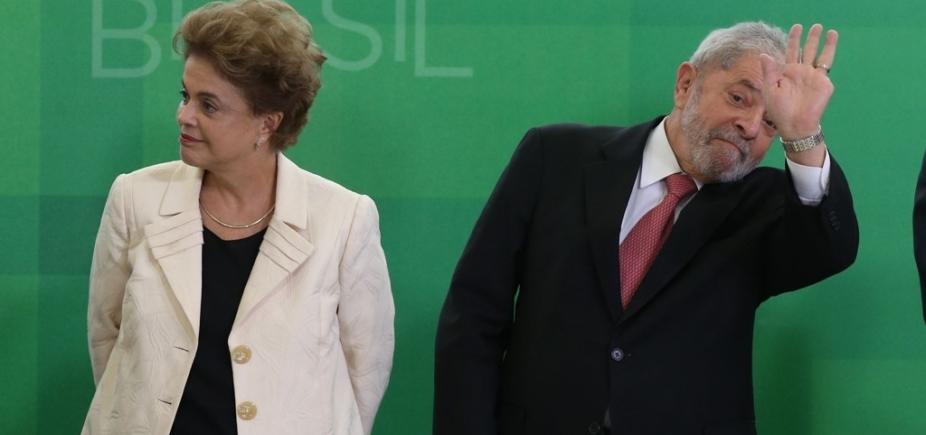 [ʹLula estará nas eleições preso ou soltoʹ, diz Dilma em evento nos EUA]
