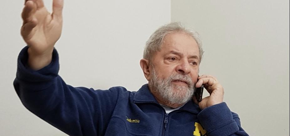 [Roupas de Lula são furtadas em Curitiba]