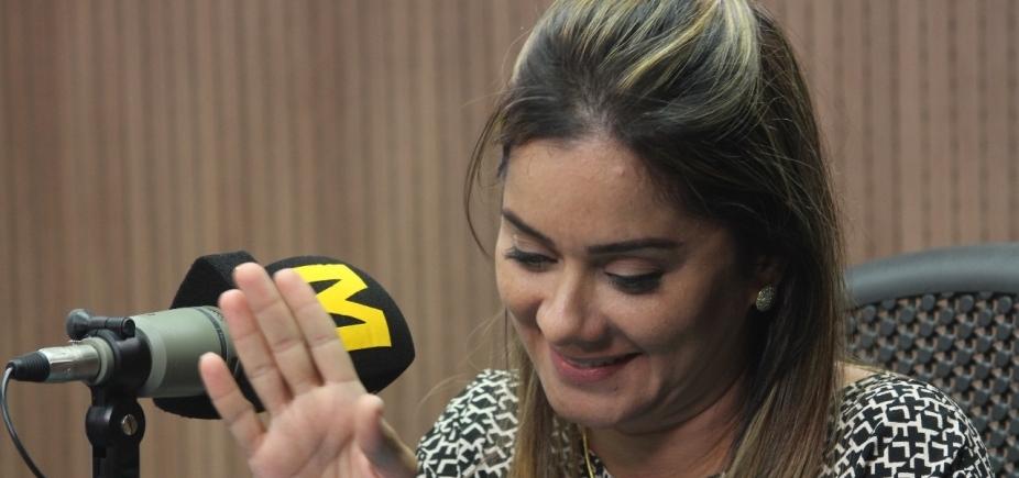 [Lorena Brandão hesita sobre ser candidata em 2018: ʹNão garanto nadaʹ]