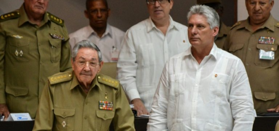 [Cuba elege presidente após 60 anos de governo dos Castro ]