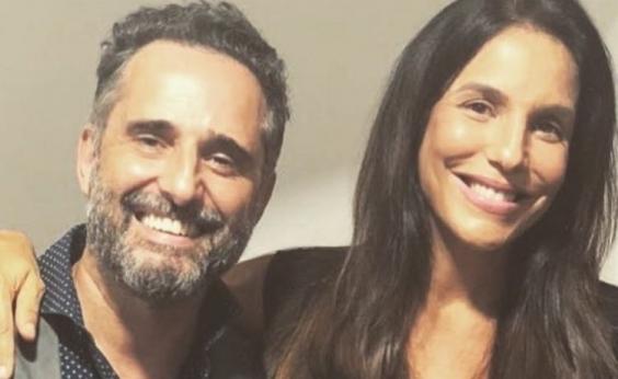 ʹVale-nightʹ das gêmeas: Ivete vai ao show do uruguaio Jorge Drexler