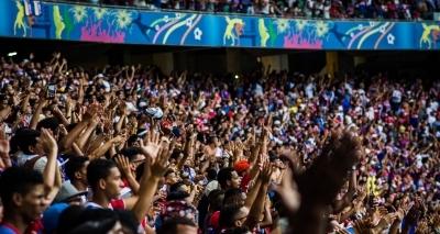 Bahia inicia venda de ingressos para duelo com Santos