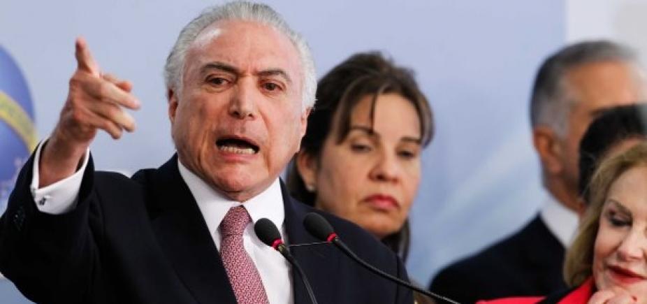 [Temer dá sinal verde a negociações com Roraima sobre fronteira venezuelana ]