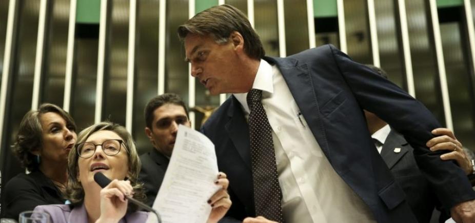 [Aliados de Bolsonaro avaliam ter 10% de aliados na Câmara dos Deputados ]