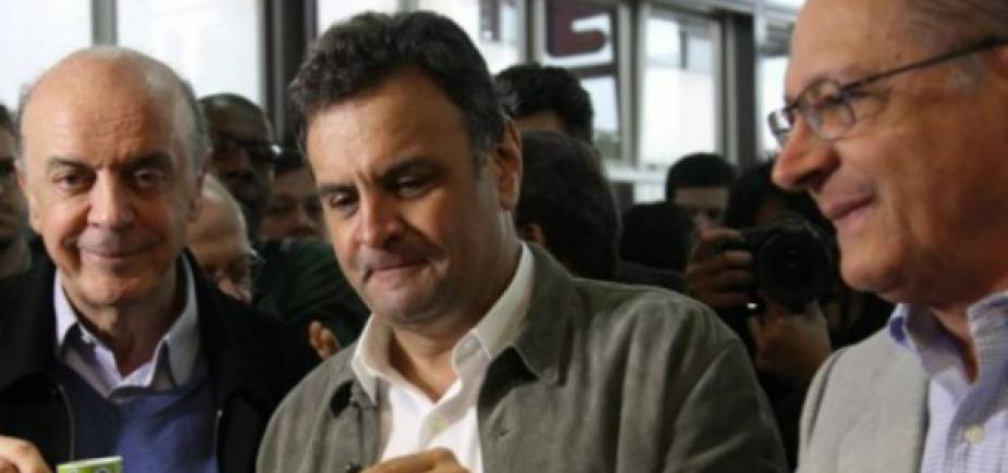 [Alckmin se diz otimista com novo quadro eleitoral sem ex-presidente Lula  ]