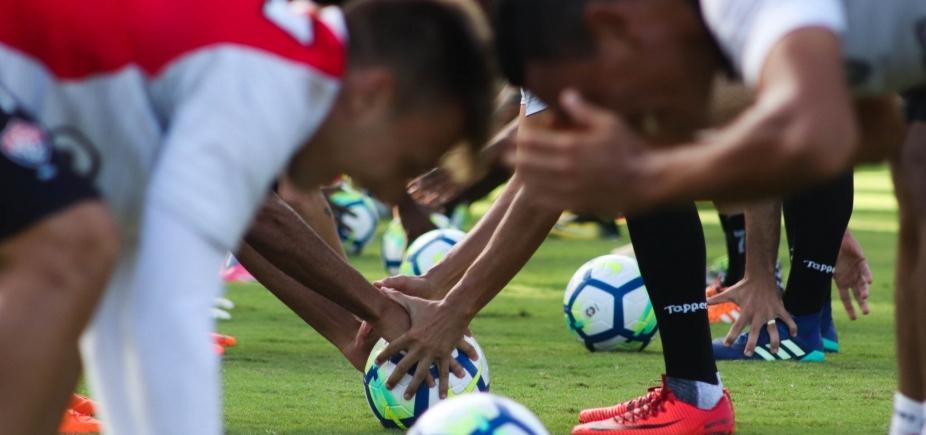[De olho nas oitavas, Vitória pega o Inter no Barradão ]