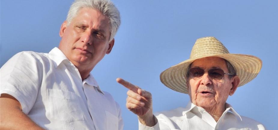 [Miguel Díaz-Canel é novo presidente de Cuba]