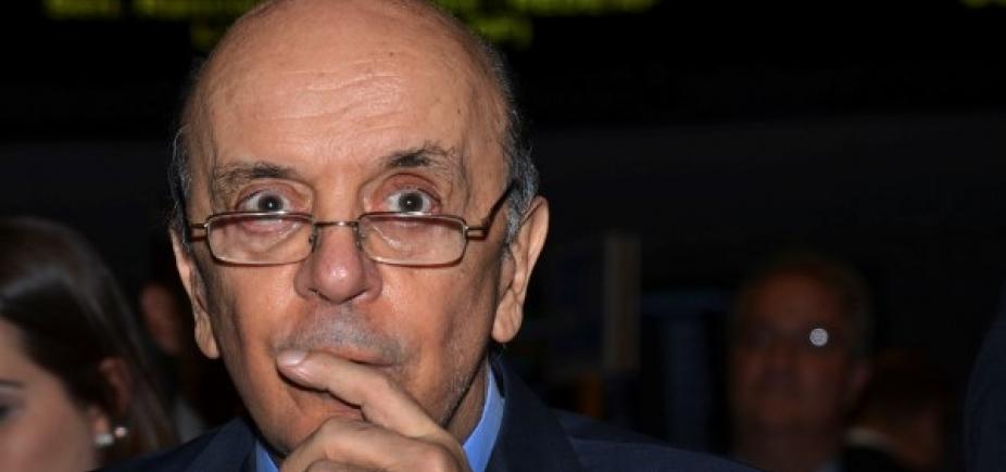 [Governo de SP contrata pintura de retrato de José Serra por R$ 85 mil]