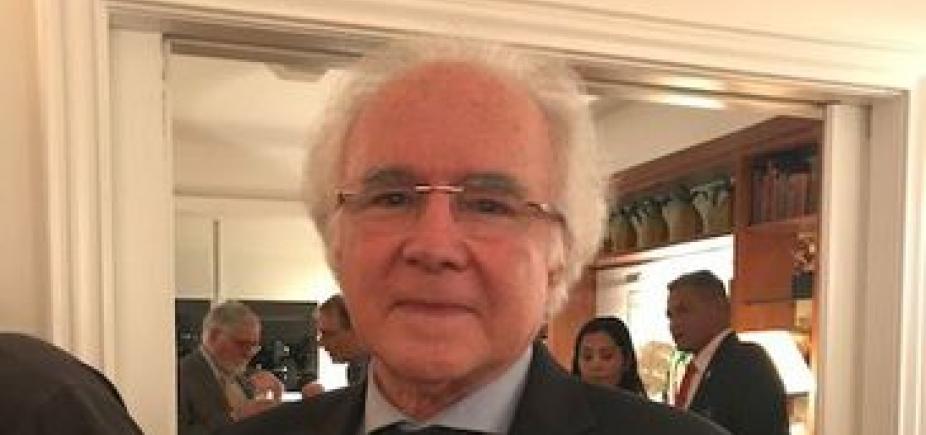 [Jurista Joaquim Falcão é eleito para a Academia Brasileira de Letras]