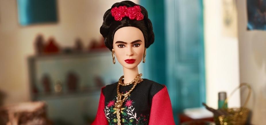[Juiz proíbe venda de Barbie Frida Kahlo no México ]