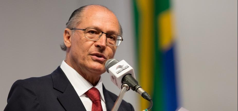 [MP de SP abre inquérito para investigar Alckmin por improbidade administrativa]
