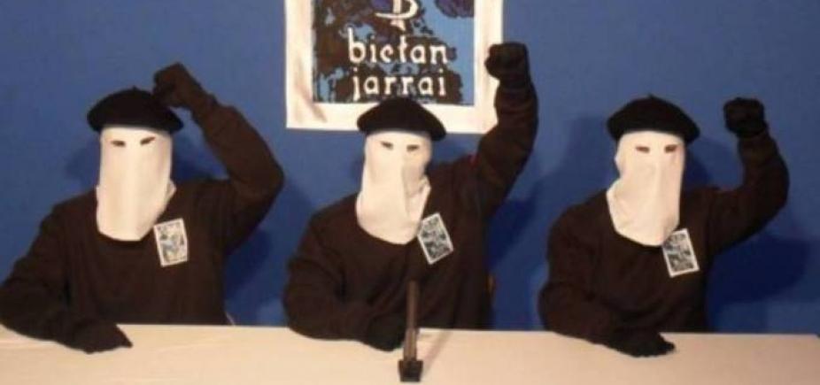 [ETA pede perdão às vítimas de terrorismo]