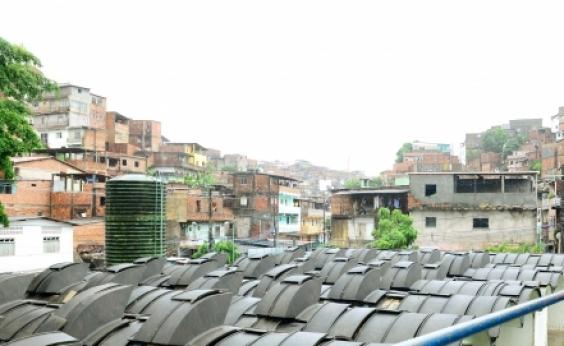 Salvador registra 368 ocorrências devido às chuvas até a tarde de hoje