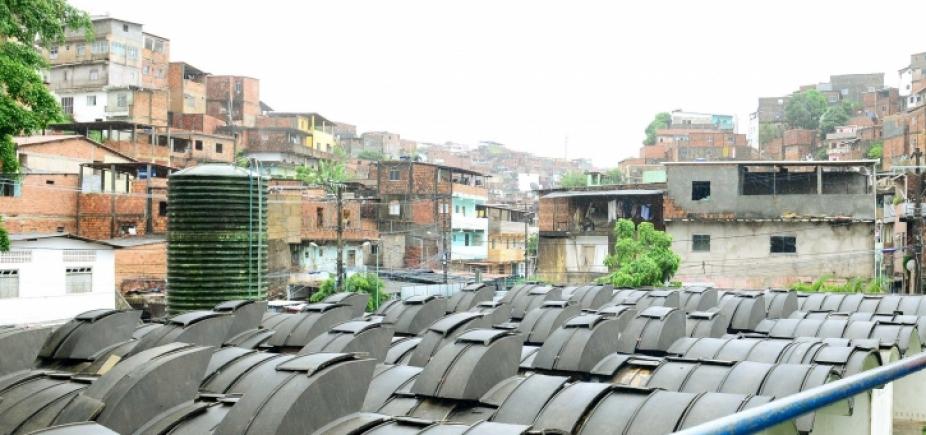 [Salvador registra 368 ocorrências devido às chuvas até a tarde de hoje]