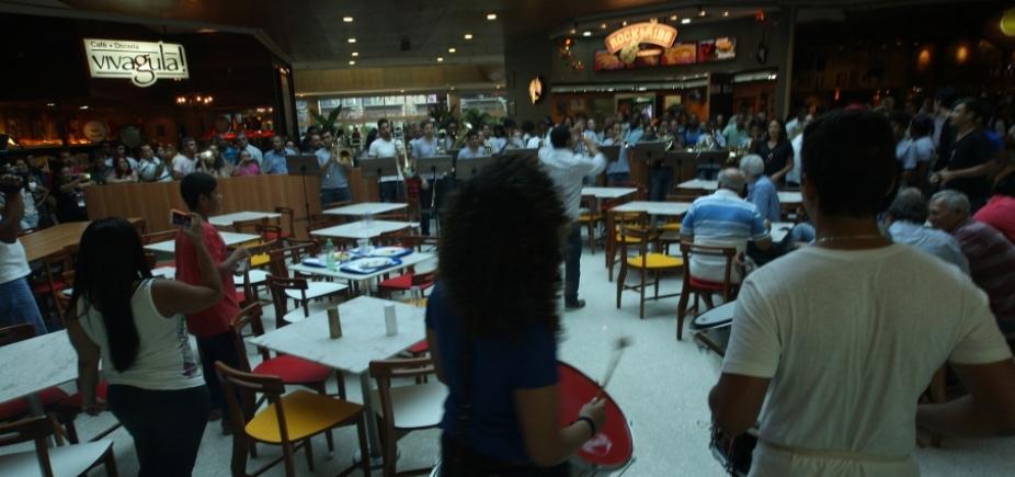 [Justiça proíbe funcionamento de lojas de rua e shoppings em Salvador]