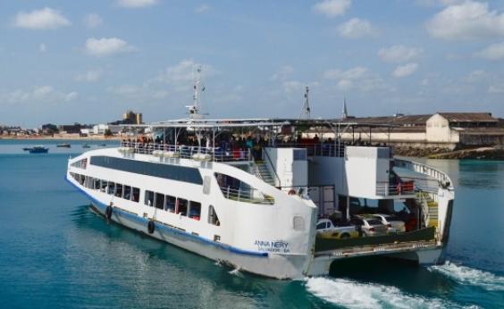 Ferry boat abre 300 vagas extras de hora marcada para feriado de 1º de maio