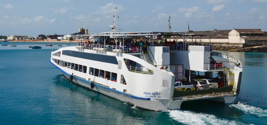 [Ferry boat abre 300 vagas extras de hora marcada para feriado de 1º de maio ]
