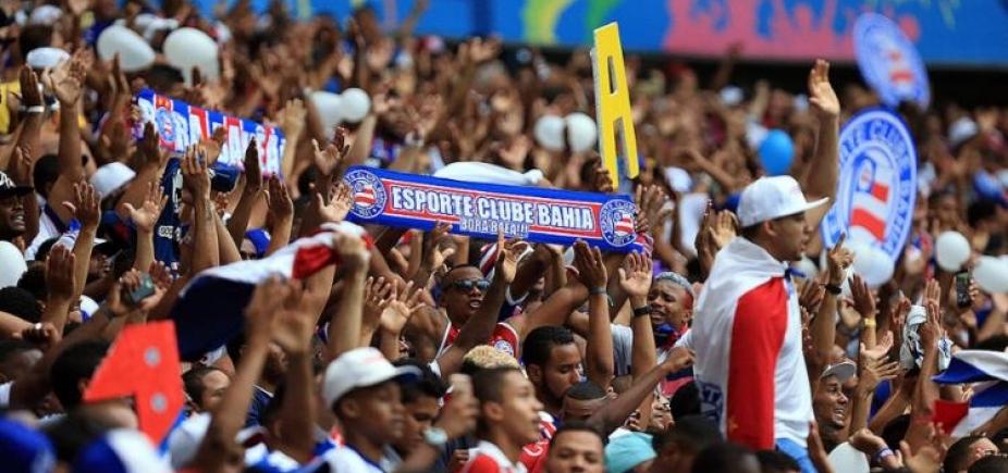 [Bahia já vendeu mais de 12 mil ingressos para duelo contra o Santos]