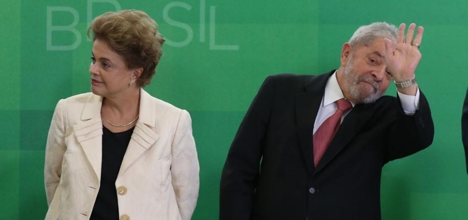 [Dilma vai a Curitiba tentar visitar Lula na prisão]